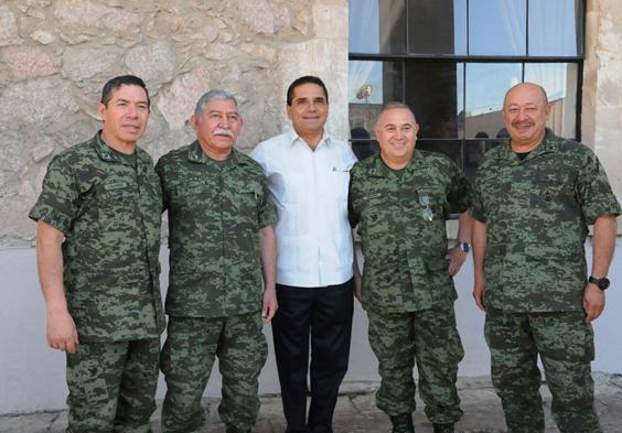 En Michoacán no habrá territorio sin ley: Silvano Aureoles