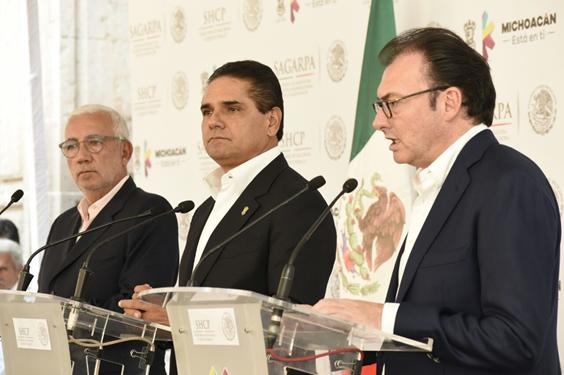 Destaca titular de la SCHP mejora en las finanzas públicas de Michoacán