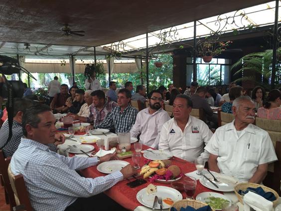 Refrenda Sedeco compromiso con el repunte económico de Uruapan