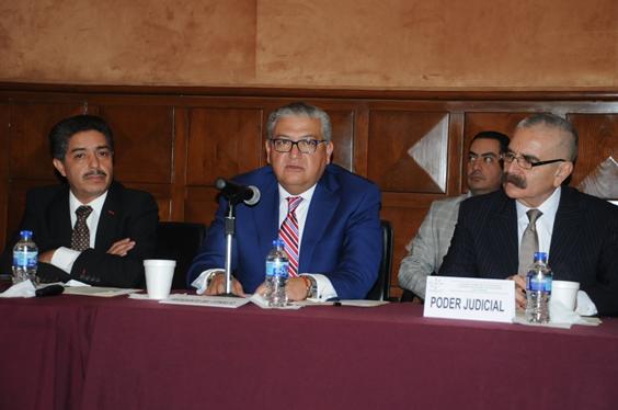 Instalan Consejo Estatal de Armonización Contable del Estado de Michoacán