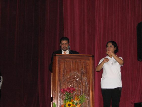 Inicia el XVIII Coloquio de Educación Especial del IMCED