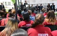 Entregan Silvano Aureoles y Conafe 11 mdp a escuelas de educación básica regular