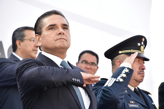 Nada ni nadie nos alejará del objetivo de recuperar la paz social en Michoacán: Silvano Aureoles