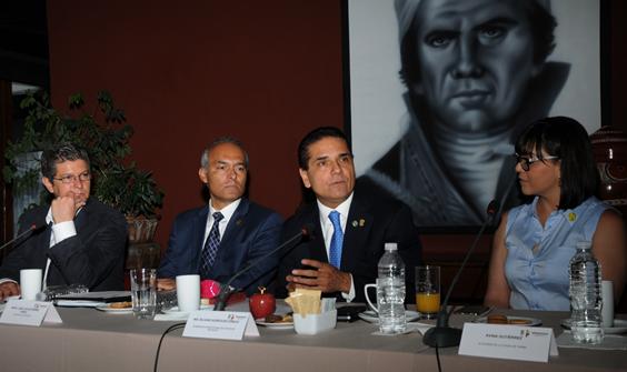 Busca Gobernador intercambios culturales y económicos para consolidar a Michoacán como estado binacional