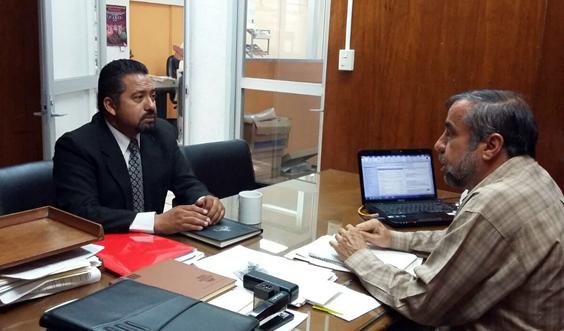 Sicdet y Sagarpa gestionarán recursos para fortalecer a los sectores productivos