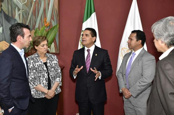 Reconoce Mexicanos Primero firmeza de Silvano Aureoles por la calidad educativa