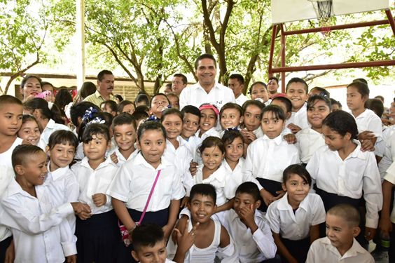 En Michoacán fortalecemos a las instituciones: Silvano Aureoles