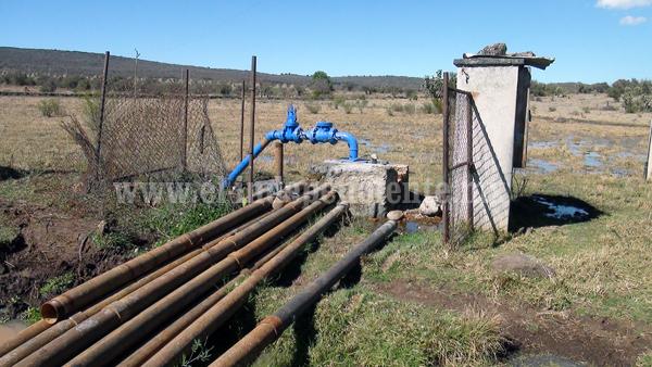 Modifican mecánica de cobro de agua potable