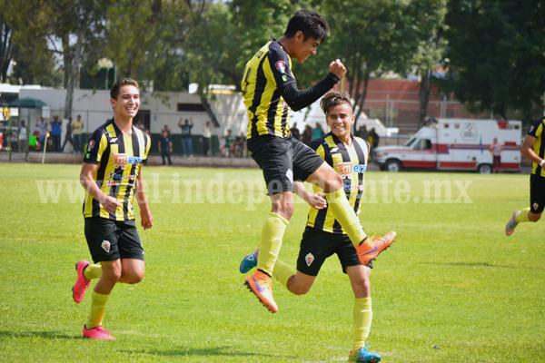 Real Zamora disputará la final ante Sporting Canamy en Segunda División Nuevos Talentos
