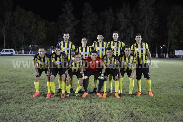 Real Zamora ganó en partido amistoso a la U de G Premier