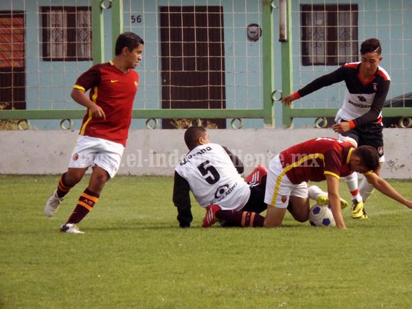 San Vicente derrotó dos a cero al Nacional