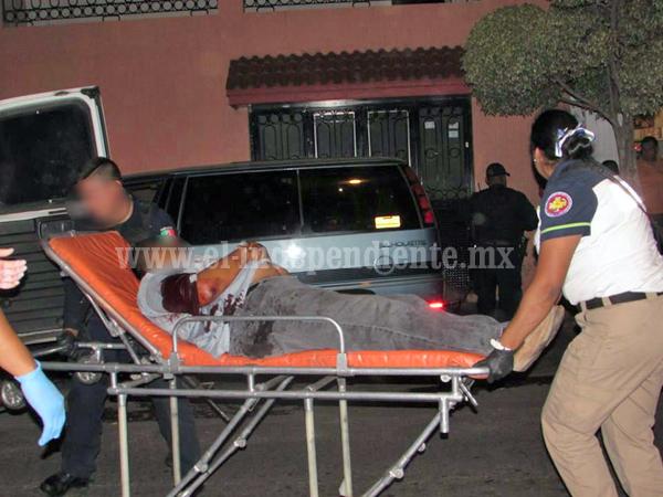 2 heridos tras balacera en el Fraccionamiento Puerta Grande de Zamora