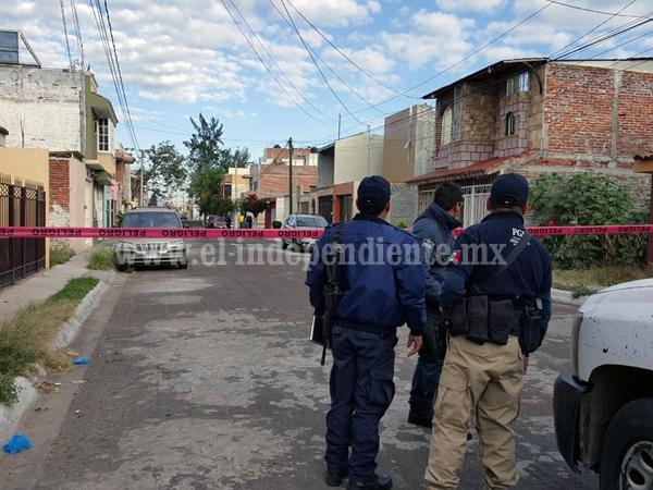 A balazos asesinan a Comisariado Ejidal de Atecucario