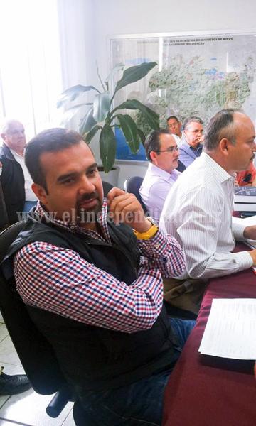 Alcalde de Ixtlán reactivó gestiones de saneamiento para el Río Duero