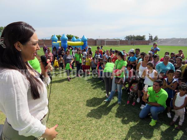 Niños son el presente de la transformación del futuro de Zamora