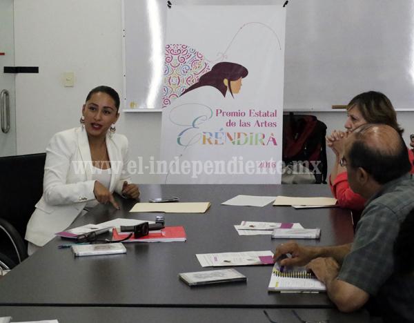Secretaría de Cultura lanzó la convocatoria para el premio  Eréndira 2016