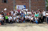 Nipapani ya realizó la primera actividad en colonia Carmen Serdán