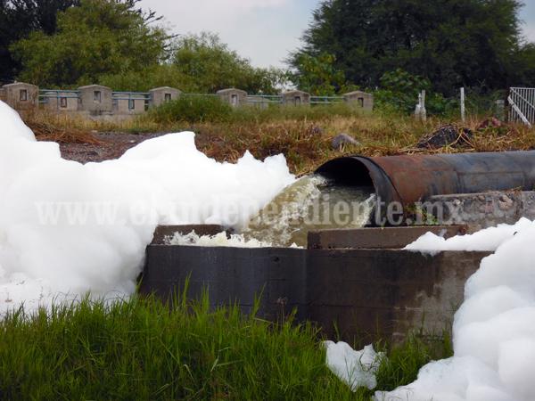 Alerta módulo de riego La Palma sobre carencia de equipo para el desalojo de excedentes de lluvia