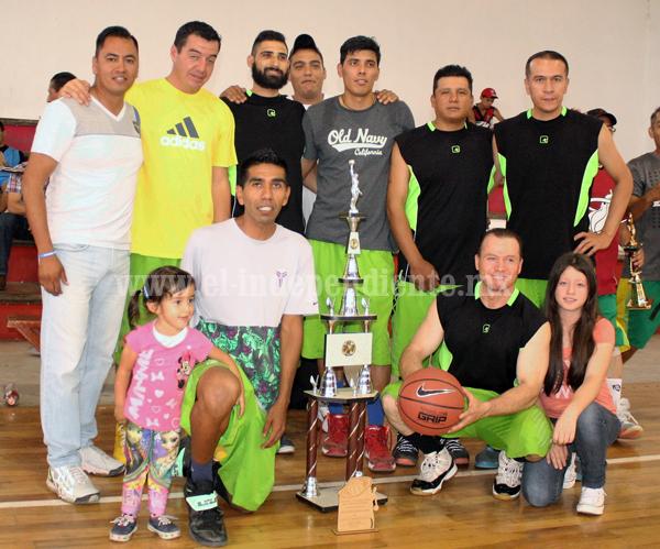 Los Aztecas nuevamente son Campeones en Torneo de Copa de la Liga DIA