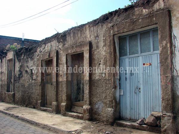 Carece Jiquilpan de declaratoria de monumentos históricos: INAH