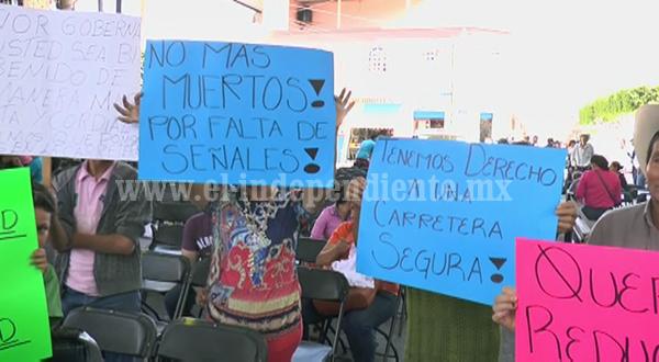 Cuarto deceso en tenencia de Cumuatillo por falta de topes