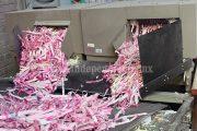 Inicia IEM destrucción de material electoral