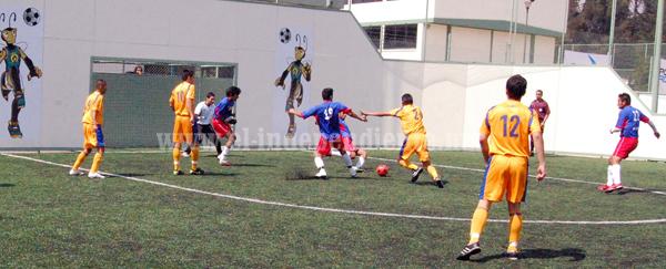 Este sábado comienza el Torneo De Fútbol 7