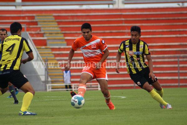 Real Zamora aplastó a Correcaminos UAT en su casa al son de 5-0
