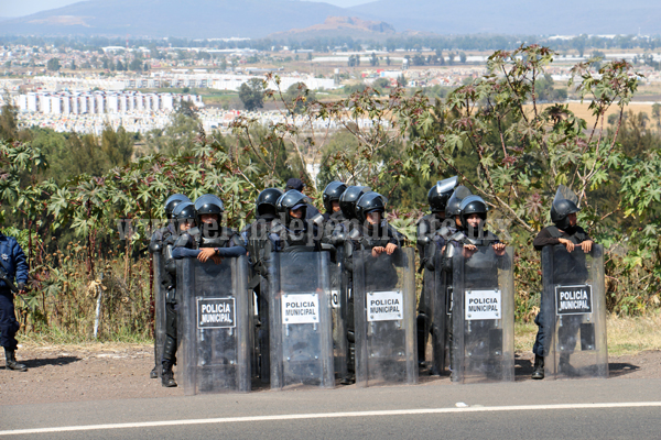 Elementos policiacos siguen siendo los más señalados ante Derechos Humanos