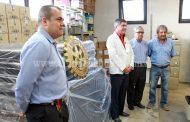 Club Rotario Zamora Industrial donó colchones al Hospital Regional