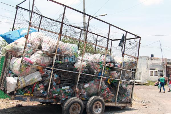 Chatarreras ponen en riesgo sanidad de agua por filtración de lixiviados