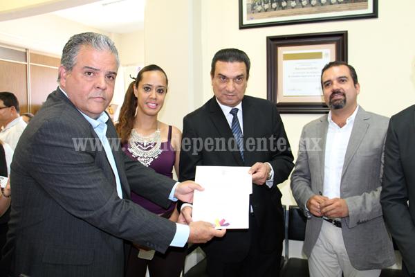 Gustavo Arias Mendoza, nuevo director del Tec Zamora