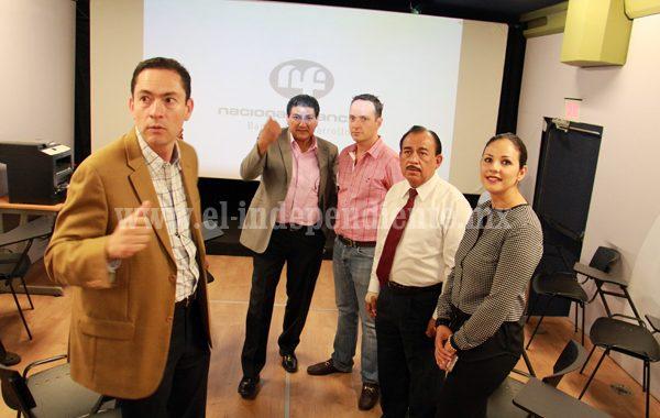 Acercan programas y capacitación a empresarios con Unidad Móvil de NAFIN