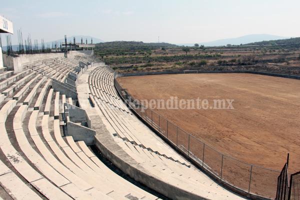 Iniciaron trabajos para la reconstrucción del Estadio de La Beatilla