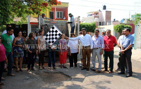 En Jacona pugnan por vialidades seguras para los ciudadanos