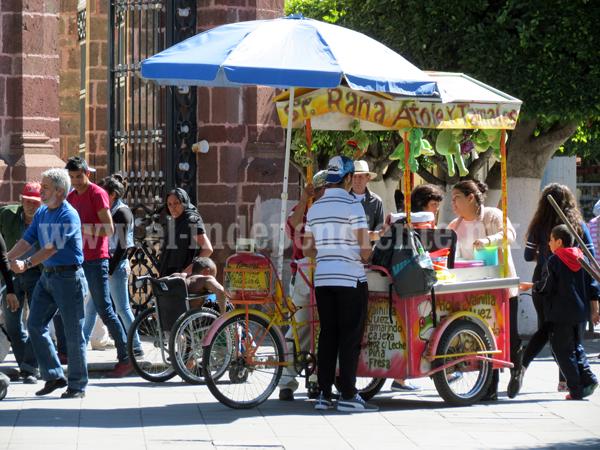 Ambulantaje, ocasionado por la falta de empleos en el municipio