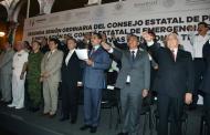 Protección Civil, política pública central para el Gobierno: Silvano Aureoles
