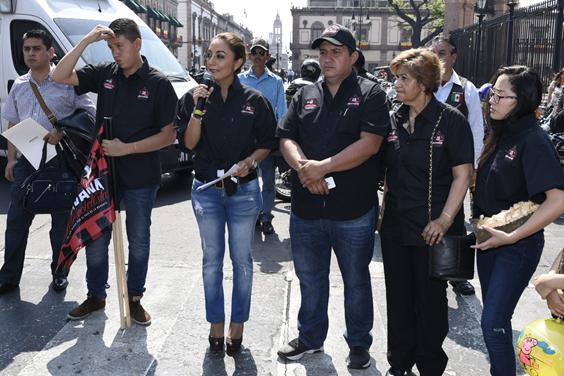 Juntos ciudadanos y autoridades, por convivencia armónica y desarrollo de Michoacán