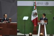 Signa Silvano Aureoles convenio para formalizar empleo en Michoacán