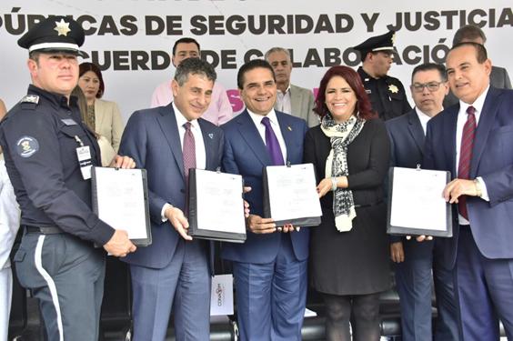 Michoacán, ejemplo nacional en inclusión de género y derechos humanos: Gobernador