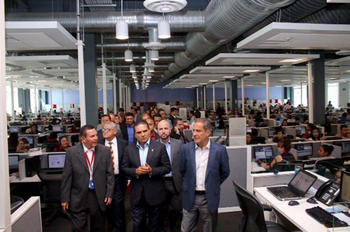 Conoce Gobernador nuevos proyectos para Michoacán