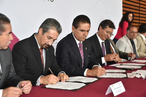 Michoacán ampliará cobertura de educación superior: Silvano Aureoles