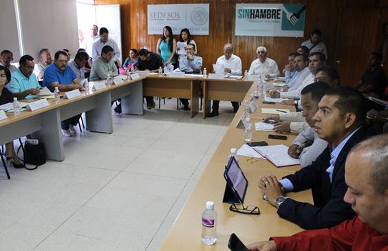 Validan 58 obras y acciones del programa 3x1 para Migrantes