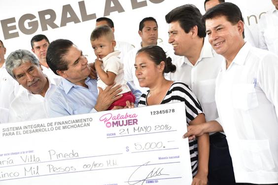 Inicia Gobernador Plan de Atención Integral a los Municipios del Bajo Balsas