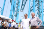 Puerto de Lázaro Cárdenas, realidad tangible en oportunidades de negocio: Silvano Aureoles