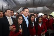 Beca Futuro, para que las y los jóvenes michoacanos tengan un futuro mejor