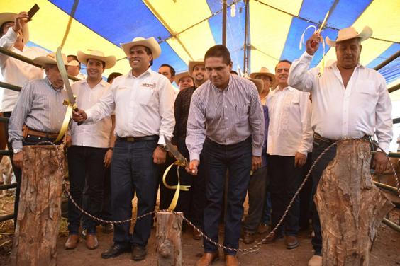 Habrá apoyo para Benito Juárez y la región en producción ganadera y frutícola: Silvano Aureoles