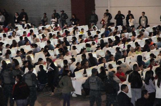 Sin contratiempos arranca la Evaluación Docente Extraordinaria en Michoacán