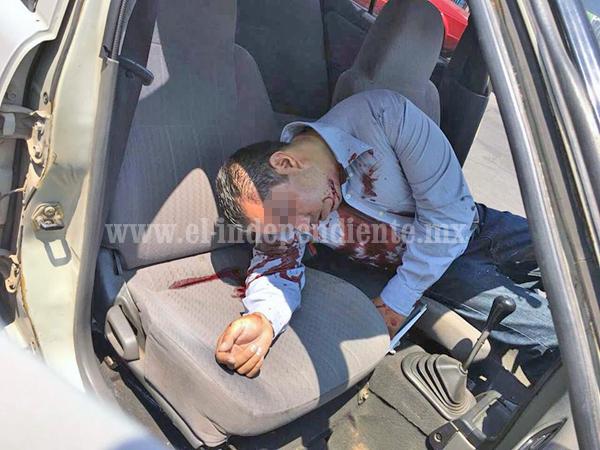 Un abogado muerto y otro herido tras ser baleados en la colonia El Carmen de Zamora