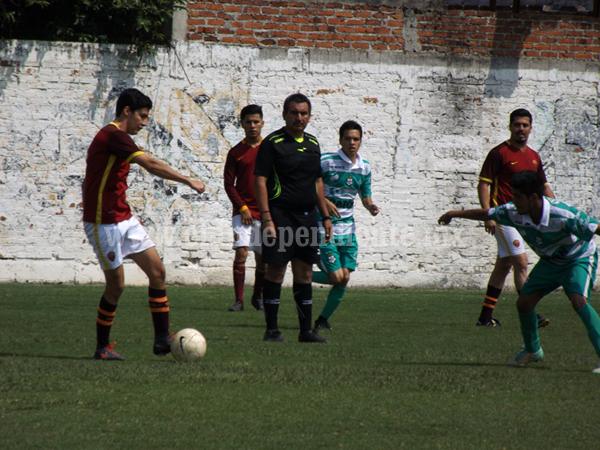 San Vicente vino de atrás y rescató empate ante el Deportivo Ratón